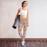 Lion Pride Yoga Leggings