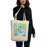 Garden For The Enlightenment Eco Tote Bag