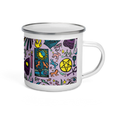 The Magic Spell You Cast Enamel Camping Mug