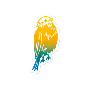 3rd Little Bird Bubble-free Stickers