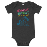 Shout Shout Let It All Out Onesie
