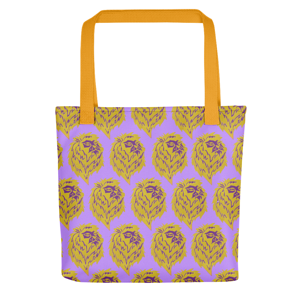 Lion Pride Tote Bag