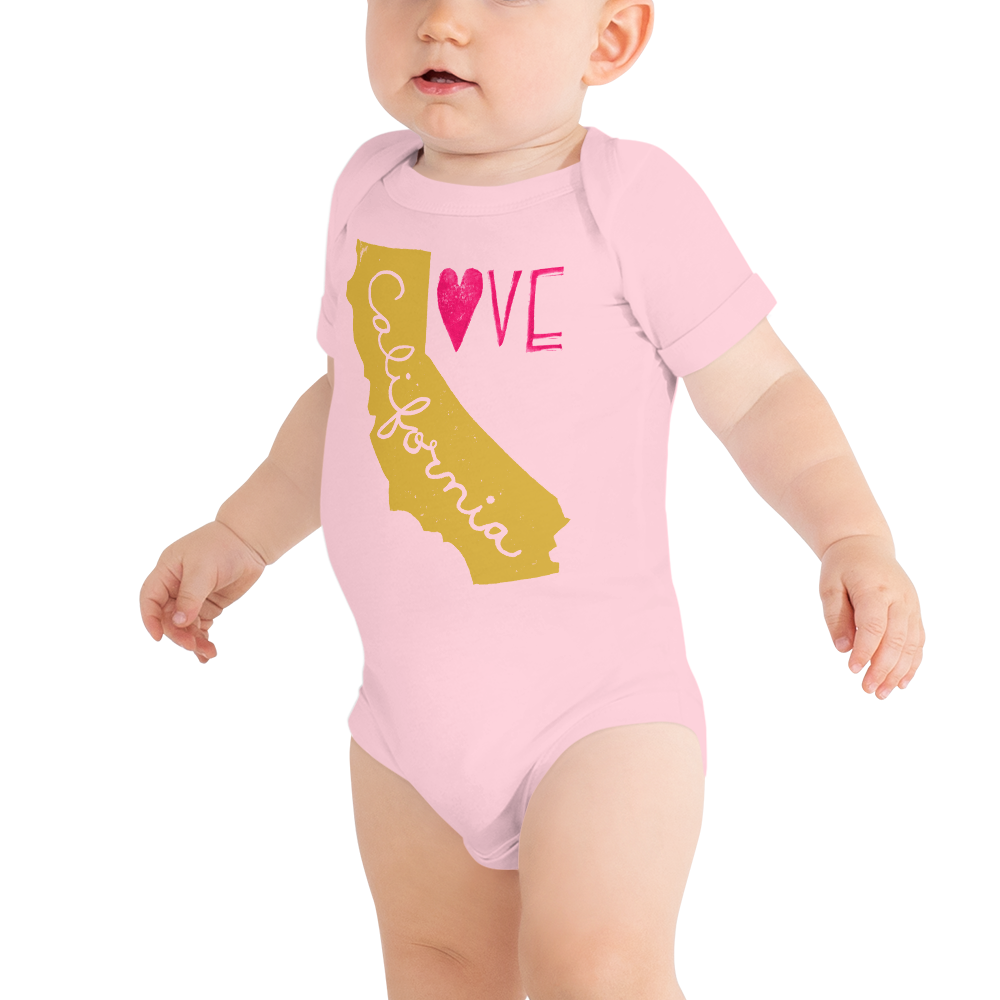 California Love Onesie