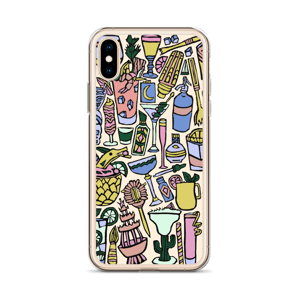 Cocktail Hour iPhone Case
