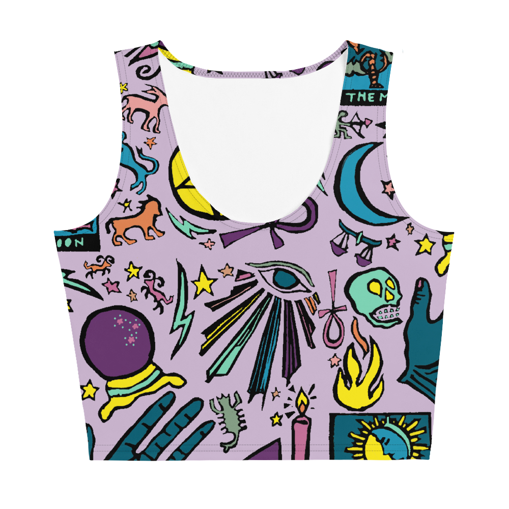 The Magic Spell You Cast Crop Top