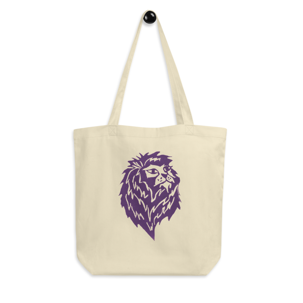 Lion Pride Eco Tote Bag