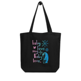 Baby Love My Baby Love Eco Tote Bag