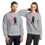 Shake It Like That Alley Cat Sweatshirt