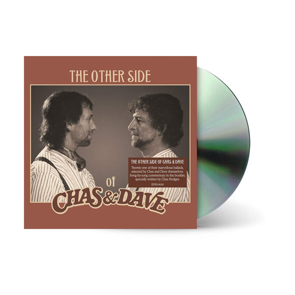The Other Side Of Chas and Dave - CD