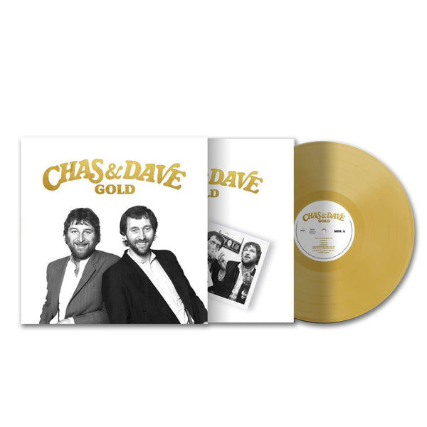 Gold - Gold Coloured LP