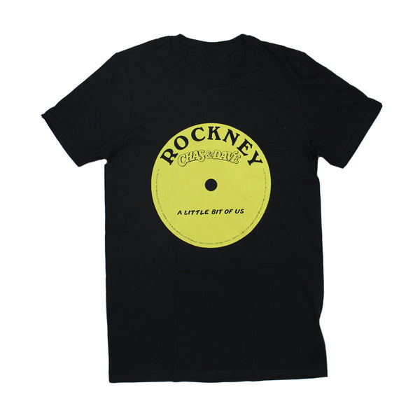 BLACK ROCKNEY / LITTLE BIT OF US T-SHIRT