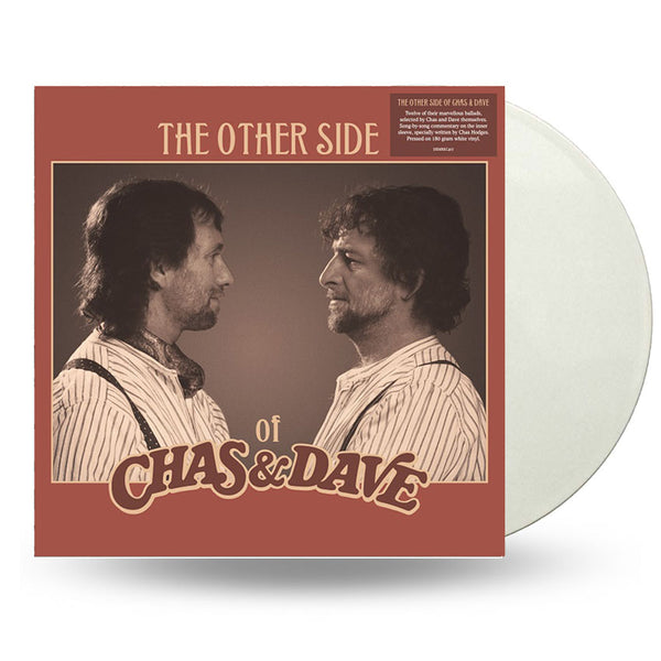 The Other Side Of Chas and Dave - White LP