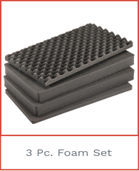 Air Case 1555 Replacement Foam Set