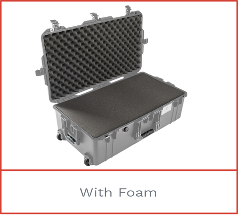 Pelican 1615 Air Case with foam