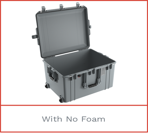 Pelican Air 1637 Air Case with No Foam