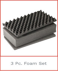 1525 Pelican Air Case Replacement Foam Set