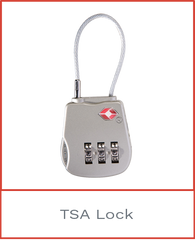 TSA Lock for Pelican 1615 Air Case