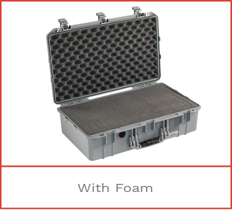 Pelican 1555 Air Case with foam