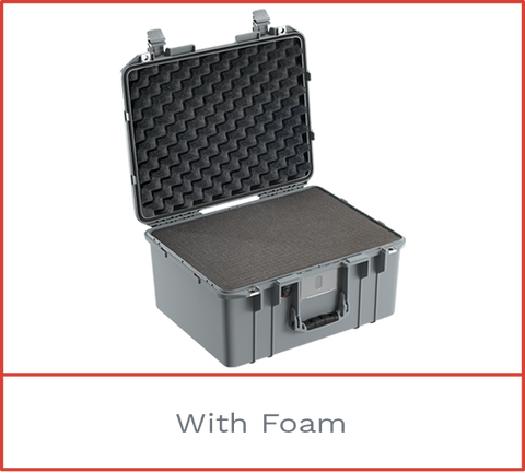 Pelican 1557 Air Case with foam