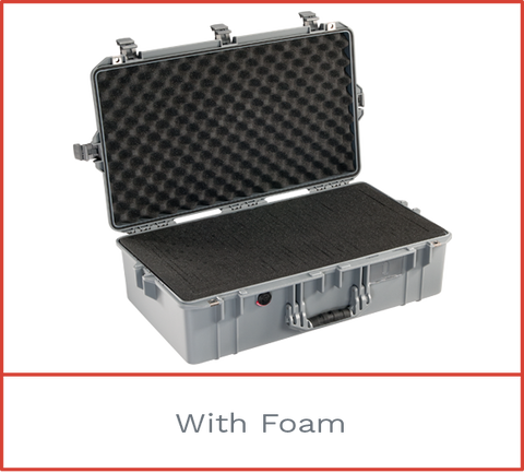 1605 Pelican Air case with foam