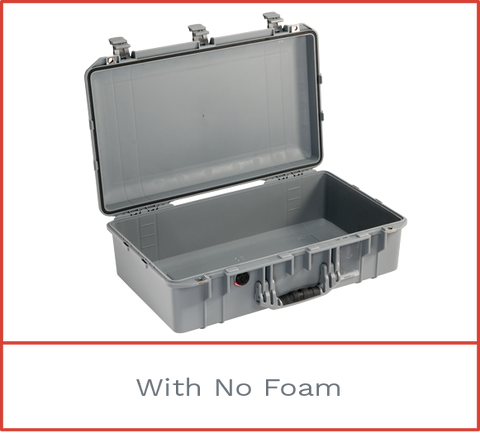 Pelican 1555 Air Case with no foam
