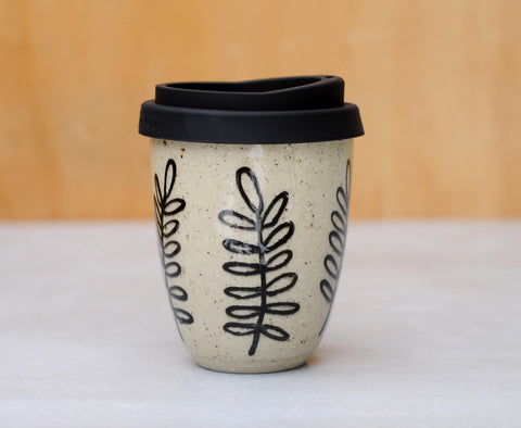 FLORA EARTH CUP - SANDY CLAY
