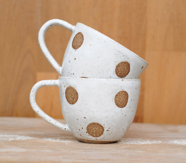 ECLIPSE MUG - CHOCOLATE CLAY