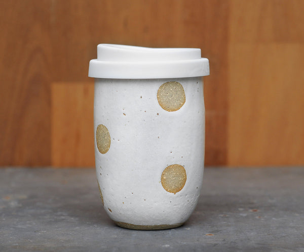 FULL MOON EARTH CUP - SANDY CLAY