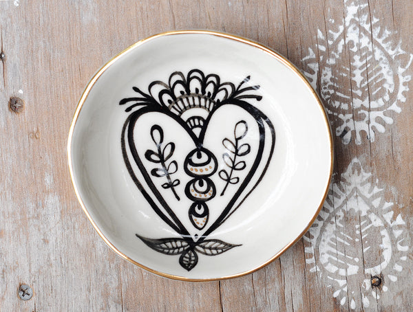 LOVE HEART BOWL