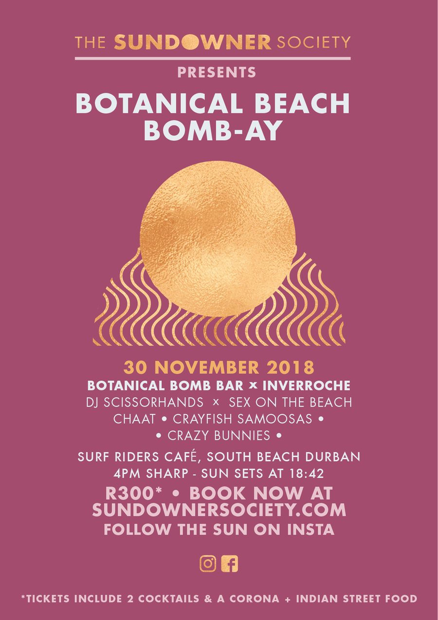 Botanical Beach Bomb-ay