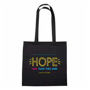 Hope Now EXCLUSIVE Telethon Tote
