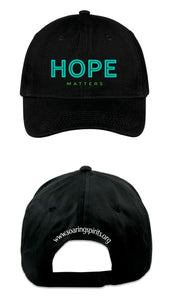 Hope Matters Baseball Cap