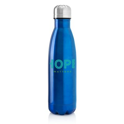 Hope Matters Metal Water Bottle