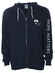 Soaring Spirits Logo Zip-Up