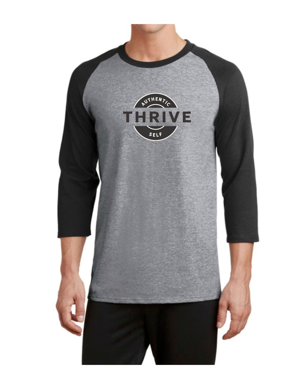 Thrive Baseball Tee