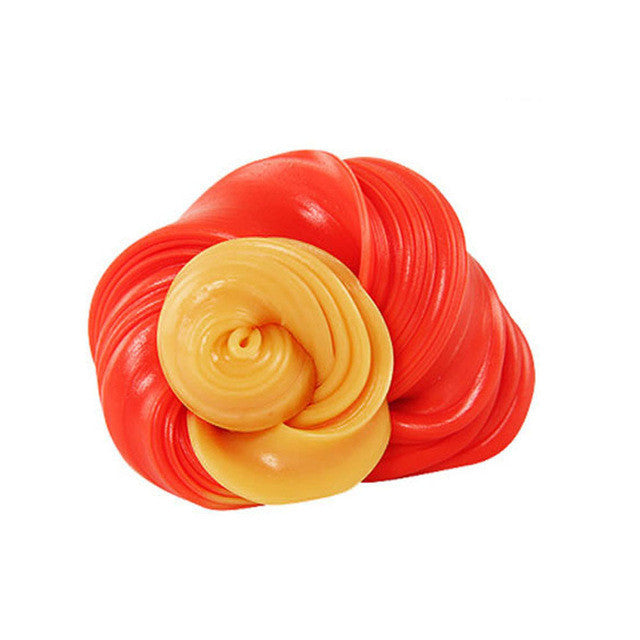 Colour Change Slime - Yellow/Orange slime and putty - Sensory Monkey Autism ASD Aspergers Sensory Needs, ADHD Attention Deficit Disorder Spectrum Children