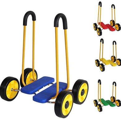 Treadwheel Pedaller developmental toys - Sensory Monkey Autism ASD Aspergers Sensory Needs, ADHD Attention Deficit Disorder Spectrum Children