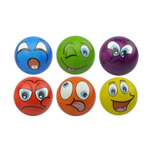 Anxiety Ball - 12 Funny Faces anxiety ball - Sensory Monkey Autism ASD Aspergers Sensory Needs, ADHD Attention Deficit Disorder Spectrum Children