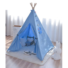 Calm Corner Teepee - White tents - Sensory Monkey Autism ASD Aspergers Sensory Needs, ADHD Attention Deficit Disorder Spectrum Children