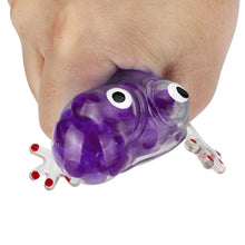 Anxiety Ball - Purple Squeeze Frog anxiety ball - Sensory Monkey Autism ASD Aspergers Sensory Needs, ADHD Attention Deficit Disorder Spectrum Children
