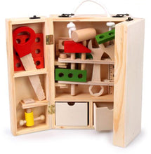 Timber Carpentry Kit  - Sensory Monkey Autism ASD Aspergers Sensory Needs, ADHD Attention Deficit Disorder Spectrum Children
