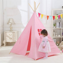 Calm Corner Teepee - Plain Pink tents - Sensory Monkey Autism ASD Aspergers Sensory Needs, ADHD Attention Deficit Disorder Spectrum Children