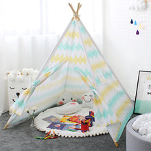 Calm Corner Teepee - Pastel Diamonds tents - Sensory Monkey Autism ASD Aspergers Sensory Needs, ADHD Attention Deficit Disorder Spectrum Children