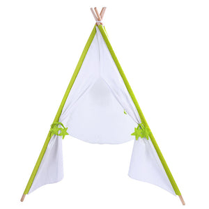Calm Corner Teepee - Coloured Edge tents - Sensory Monkey Autism ASD Aspergers Sensory Needs, ADHD Attention Deficit Disorder Spectrum Children