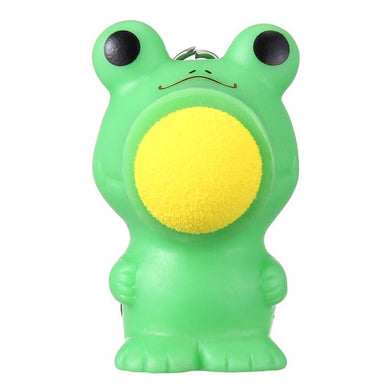 Small Ball Popper - Green Frog anxiety ball - Sensory Monkey Autism ASD Aspergers Sensory Needs, ADHD Attention Deficit Disorder Spectrum Children