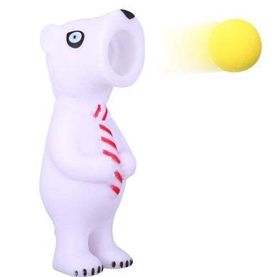 Ball Popper - Polar Bear anxiety ball - Sensory Monkey Autism ASD Aspergers Sensory Needs, ADHD Attention Deficit Disorder Spectrum Children