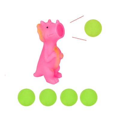 Ball Popper - Pink Dinosaur anxiety ball - Sensory Monkey Autism ASD Aspergers Sensory Needs, ADHD Attention Deficit Disorder Spectrum Children