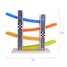 Slot Car Ladder wooden - Sensory Monkey Autism ASD Aspergers Sensory Needs, ADHD Attention Deficit Disorder Spectrum Children