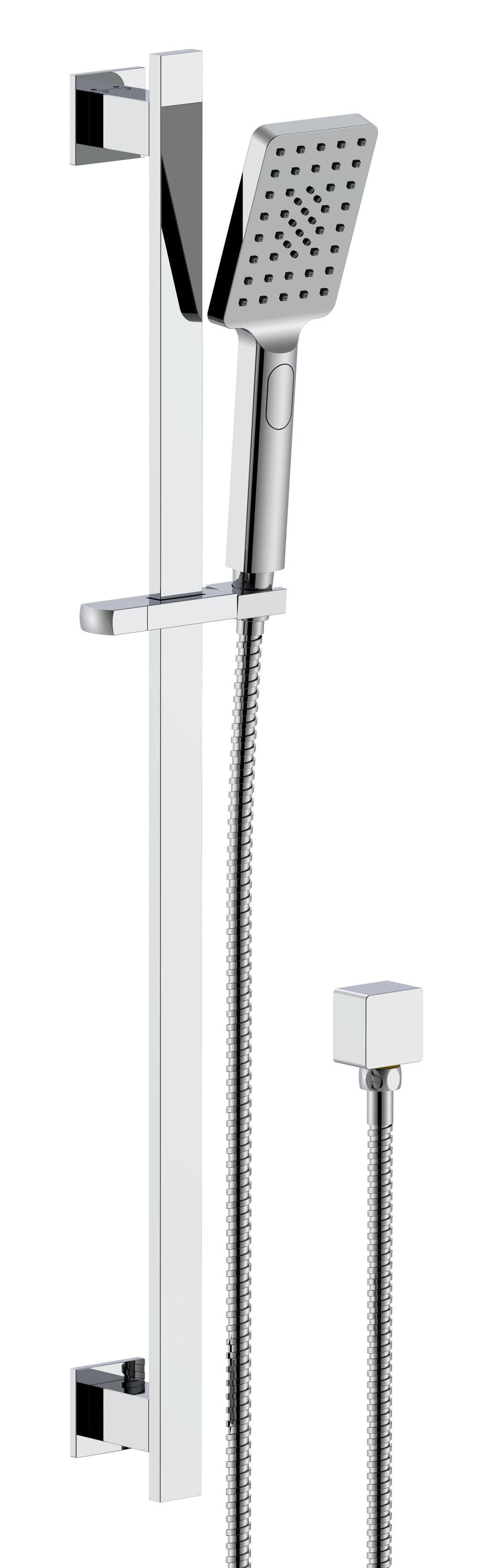 APSLEY SLIDING SHOWER CHROME