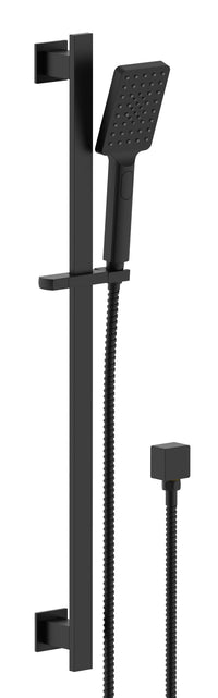 APSLEY SLIDING SHOWER MATTE BLACK (pre order now for delivery late september)